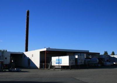 Fyrhus for Solør Bioenergi i Brumunddal